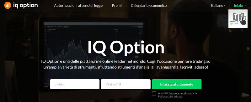 iscrizione-broker iq option demo