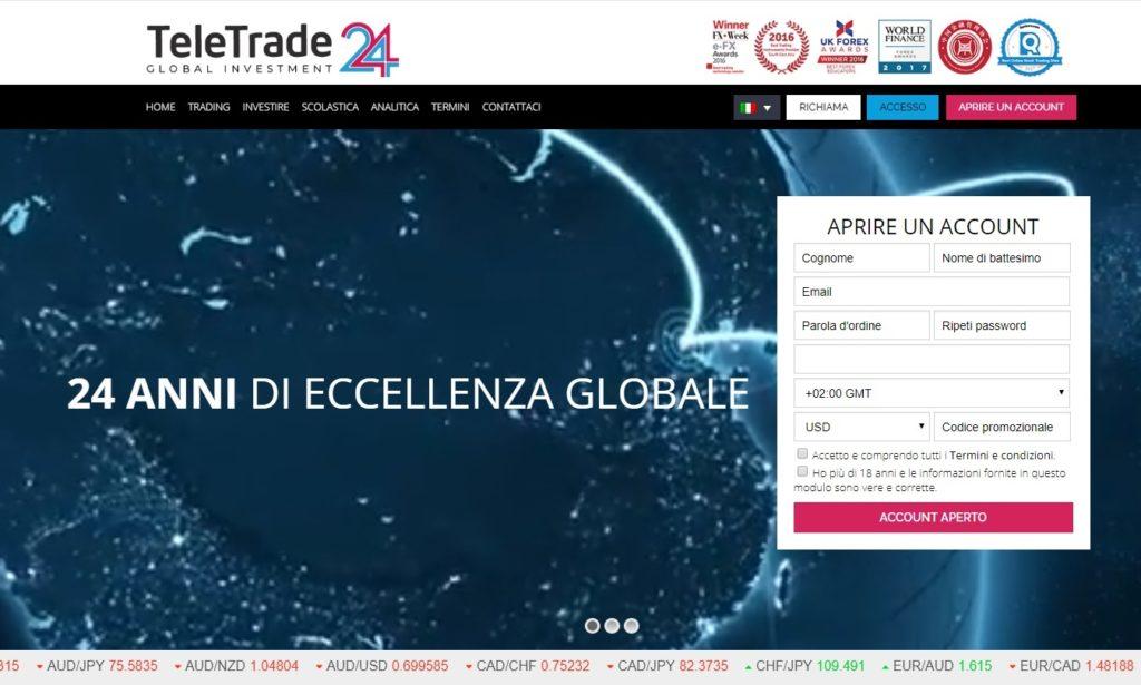 teletrade24-truffa-recensione-opinioni