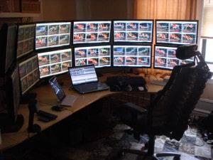 postazione pc per fare trading online