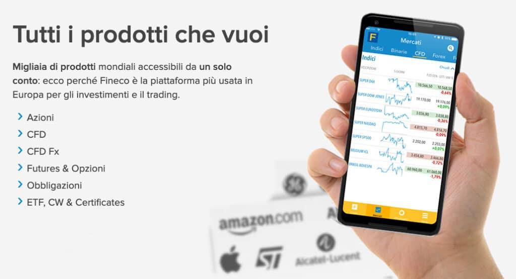 Alternative a Fineco Trading