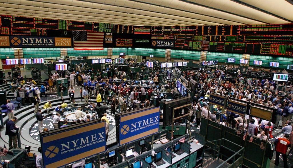 Trading petrolio al NYMEX