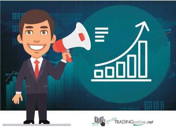 Rapporto tra trading online ed investimento - la guida esclusiva di guidatradingonline.net.