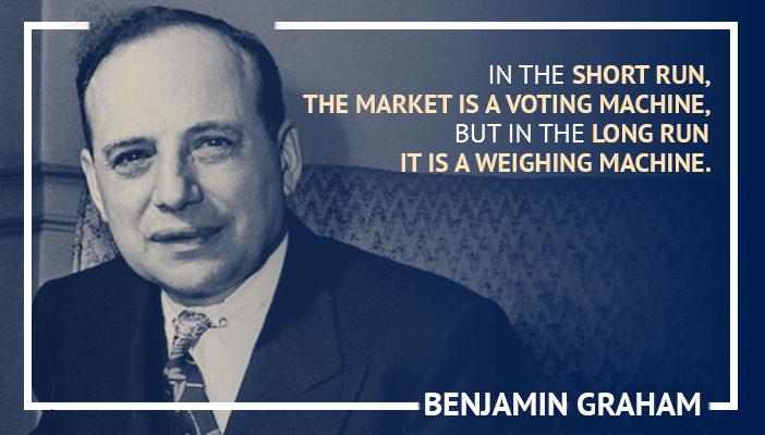 Market movers e Benjamin Graham